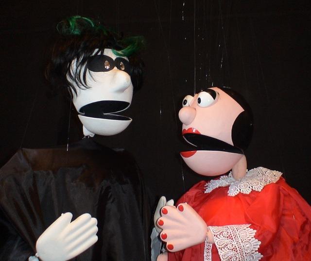 PHANTOM_of_the_OPERA,_marionettes-transformers,_Nikolai_Zykov_Theatre,_Russia